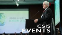 Video thumbnail for Global Security Forum 2015: Iran and the Way Forward in the Middle East: Henry Kissinger