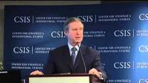 Video thumbnail for Defense in an Age of Austerity Keynote Speaker, Secretary William S  Cohen