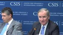 Video thumbnail for What Role Should Financial Power Play in National Security?