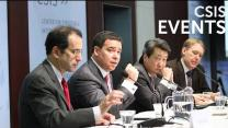 Video thumbnail for Asia Pacific Forecast 2014 - Panel 3 Roundtable with Ambassadors