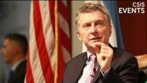 Video thumbnail for Argentina at a Turning Point: An Address by President Mauricio Macri of Argentina