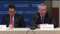 Video thumbnail for Press Briefing Hu Jintao's Visit to Washington