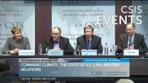 Video thumbnail for Command Climate: Panel II – The Military and Politics