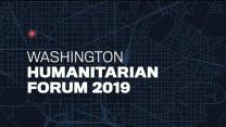 Video thumbnail for Washington Humanitarian Forum: Closing Plenary Panel