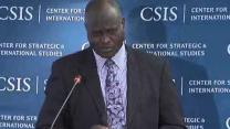 Video thumbnail for Next Steps on Sudan Has the Comprehensive Peace Agreement Paved the Way to Peace Keynote