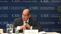 Video thumbnail for The Future of U S  Egypt Relations Panel Discussion