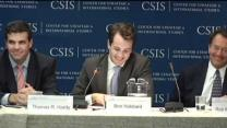 Video thumbnail for Video: Sharing Risk in a World of Dangers and Opportunities: U.S. Development Finance Tools