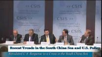 Video thumbnail for Recent Trends in the South China Sea and U.S. Policy: Panel 4, Simulation