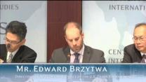 Video thumbnail for Asian Architecture @ CSIS, opening and economic discussion