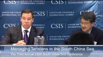 Video thumbnail for Managing Tensions in the South China Sea- Keynote Speech