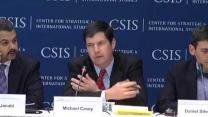 Video thumbnail for Military Strategy Forum US Ambassador to Iraq Ryan Crocker Panel Discussion