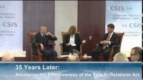 Video thumbnail for 35 Years Later: Assessing the Effectiveness of the Taiwan Relations Act_Panel2