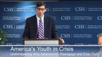 Video thumbnail for America's Youth in Crisis: Panel 1