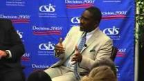 Video thumbnail for Decision 2008: Free Trade and the 110th Congress