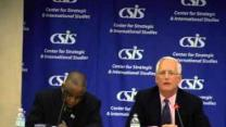 Video thumbnail for Video: Statesmen's Forum: Festus Mogae, President of Botswana