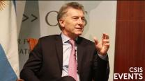 Video thumbnail for Argentina at a Turning Point: An Address by President Mauricio Macri of Argentina [Spanish]