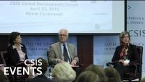 Video thumbnail for Global Development Forum 2015: Health Systems Strengthening in the Wake of the Ebola Epidemic