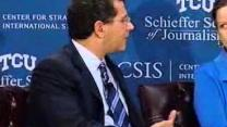 Video thumbnail for CSIS-Bob Schieffer School of Journalism Dialogue: Assessing U.S. Policy Towards Iran