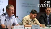 Video thumbnail for Sustaining the U.S. Lead in DoD Unmanned Systems: Panel 1
