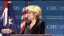 Video thumbnail for U.S.-Australia: The Alliance in an Emerging Asia - Keynote